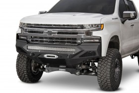 ADD Offroad Stealth Fighter Full Width Winch Front Bumper Chevrolet Silverado 1500 19-20 New Body Style