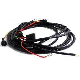 "Baja Designs Wiring Harness for OnX6, S8, XL 10""- 30"" LED Light Bars (640115)"