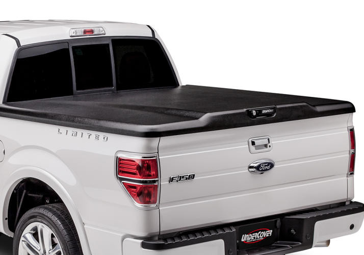 UnderCover Elite One-piece Truck Bed Tonneau Cover Ford F150 15-20 6'5""