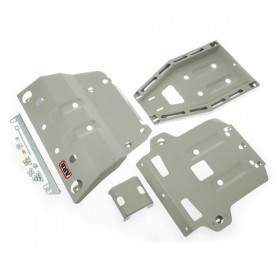 ARB Skid Plate Set for Kinetic Suspension Toyota 4 Runner 2010+  (ARB,5421110)