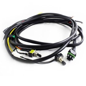 Baja Designs Wiring Harness with Dim Mode for XL (Pro, Sport) LED Lights (640119)