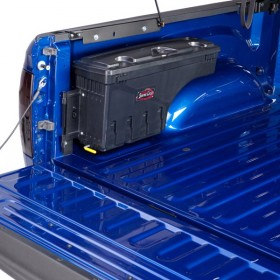UnderCover SC401D SwingCase Truck Bed Storage Box Toyota Tacoma 05-21 Driver Side