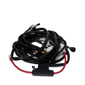 Baja Designs Wiring Harness with Dim Mode for SR, IR LED Light Bars (640122)