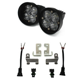 Baja Designs Squadron SAE Fog Light Kit Toyota Tundra/Tacoma/4Runner