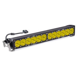 "Baja Designs 20"" OnX6 Series LED Light Bar Wide Driving Pattern Amber Beam (452014)"