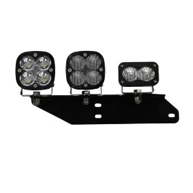 "Baja Designs Raptor SAE ""Sportsmen"" Fog Light Pocket Kit Ford Raptor F150"