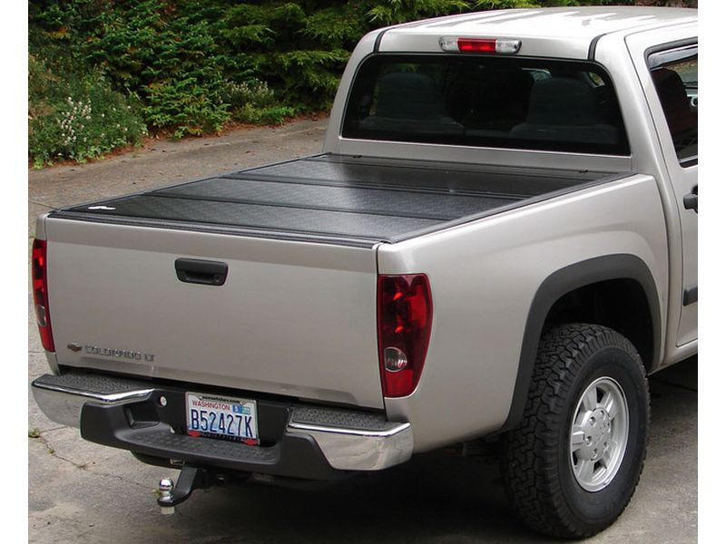 BAKFlip G2 226106 Hard Folding Truck Bed Tonneau Cover Chevrolet Colorado/GMC Canyon 04-12 5'