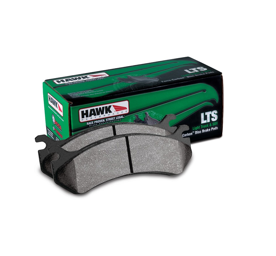 Hawk Performance Front Brake Pads Toyota FJ/4Runner (HB490Y.665)