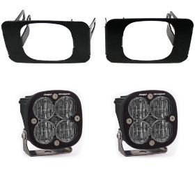 Baja Designs Super Duty SAE Fog Light Pocket Kit Ford Raptor F150 F250 F350 F450