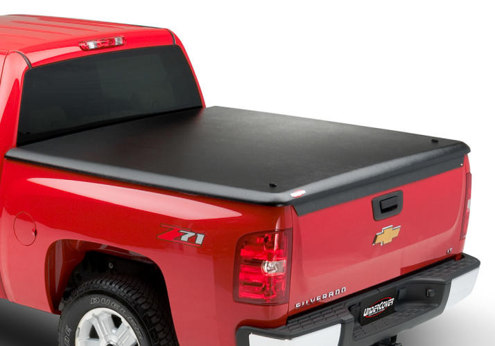 UnderCover Classic UC1130 One-piece Truck Bed Tonneau Cover GMC Sierra 1500 14-18 5'9""