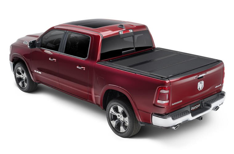 UnderCover ArmorFlex AX42009 Hard Folding Truck Bed Tonneau Cover Toyota Tundra 07-20 6'7""