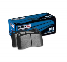 Hawk High Performance Street Front Brake Pads GX470/460/Toyota FJ/TLC120/150/4Runner (HB490F.665)