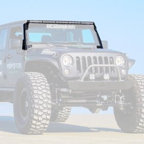 "Baja Designs 50"" S8 LED Light Bar Driving/Combo Beam Pattern Jeep JK 2007+ (477500)"