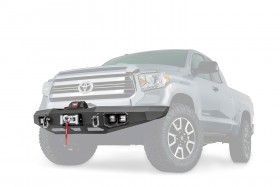 Warn Industries Ascent Full Width Front Winch HD Bumper 14-20 Toyota Tundra (99777)