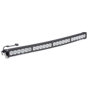 "Baja Designs 40"" OnX6 Arc Series LED Light Bar White Beam"
