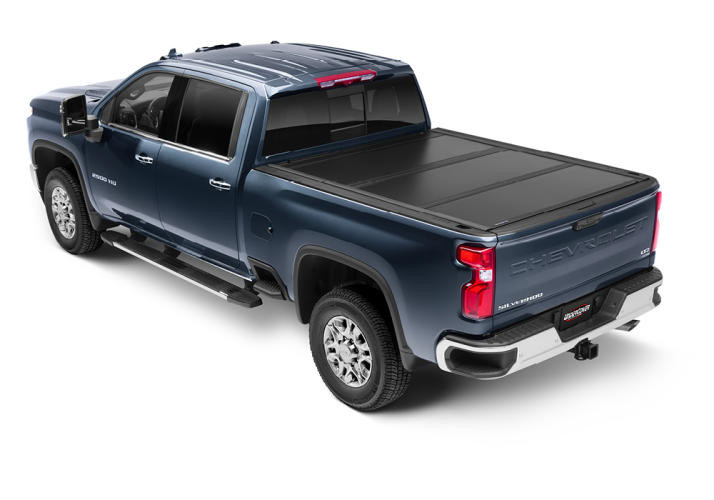 UnderCover Ultra Flex UX42007 Hard Folding Truck Bed Tonneau Cover Toyota Tundra 07-20 5'7""