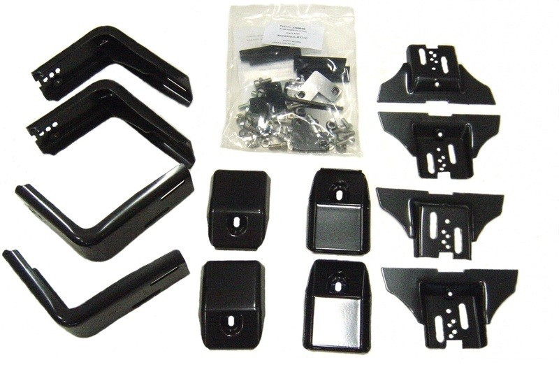"ARB Roof Rack Fitting Kit 73"" Toyota LC 200 2008+ (ARB, 3715020)"
