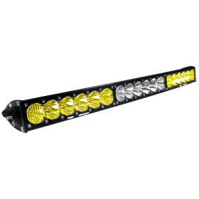 Baja Designs OnX6 Arc Dual Control LED Light Bar Amber/White