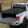 BAKFlip CS/F1 72106BT Hard Folding Tonneau Cover with Rack Chevrolet Colorado/GMC Canyon 04-12 5'