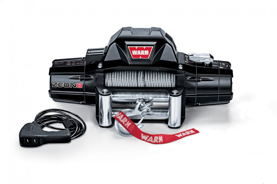 WARN ZEON 8 Winch 12V (88980)