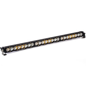 "Baja Designs 30"" S8 LED Light Bar White Beam"