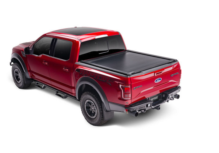 Retrax PowertraxONE XR T-70752 Retractable Truck Bed Tonneau Nissan Titan/Titan XD 16-21 6'7""