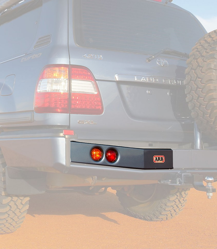 ARB Cover Panel Left Hand Side For Rear Bumper Toyota LC 200 2008+ (arb, 5700231)