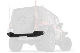 Warn Industries Elite Series Rear Bumper Jeep Wrangler JK 07-18 (89525)