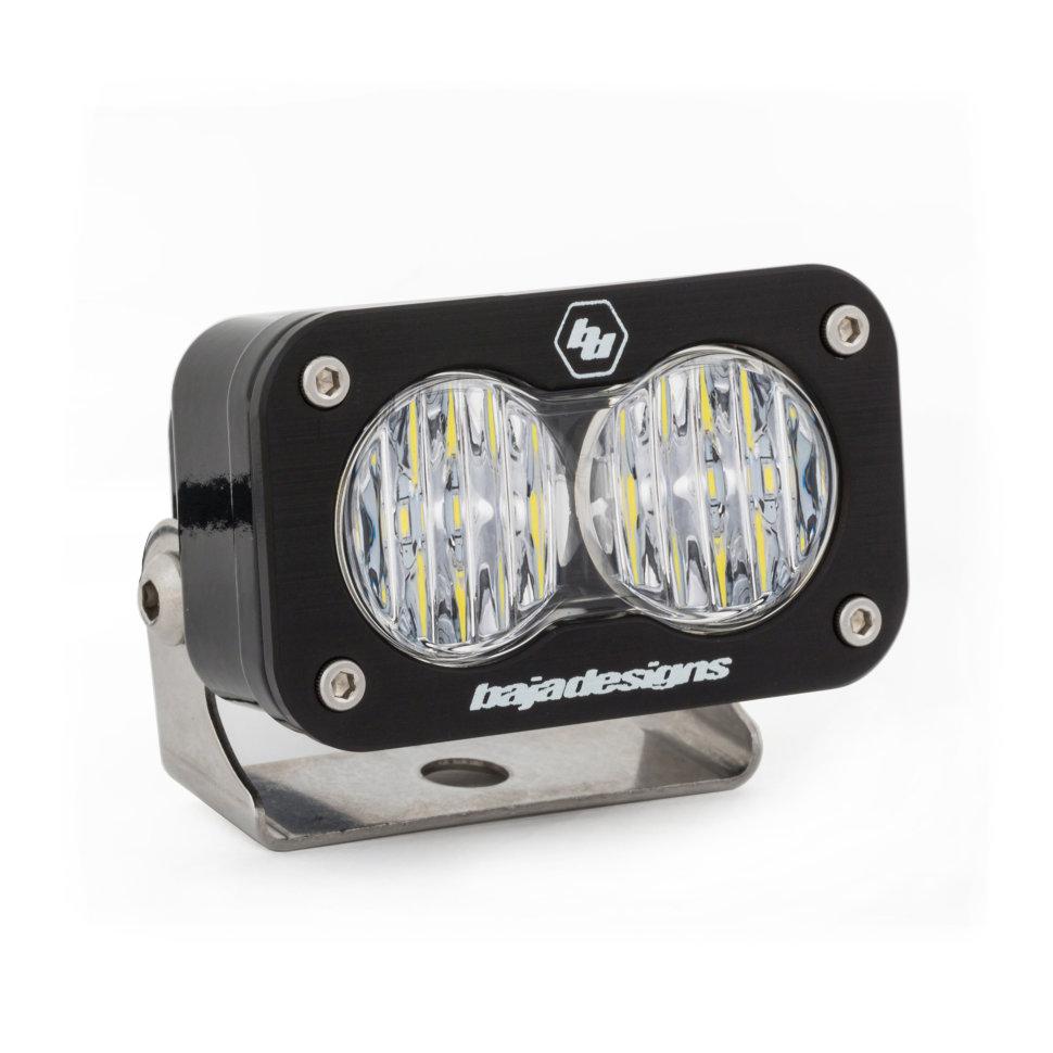 Baja Designs S2 Pro Wide Cornering Beam LED Light