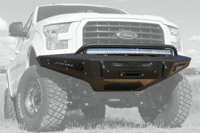 ADD Offroad Honeybadger Front Winch Bumper Ford F-150 15-17 (F157275050103)