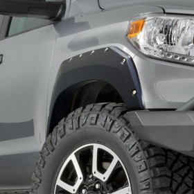 Warn 4X Front and Rear Fender Flares Toyota Tundra 2014-2020 (102029)