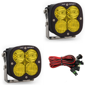 Baja Designs XL Sport Amber Beam LED Light Pair
