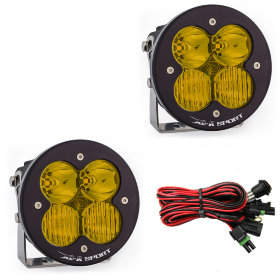 Baja Designs XL-R Sport Amber Beam LED Light Pair