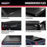 UnderCover Flex FX21023 Hard Folding Truck Bed Tonneau Cover Ford Ranger 19-21 6'
