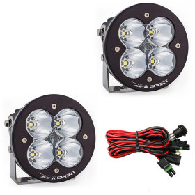 Baja Designs XL-R Sport White Beam LED Light Pair