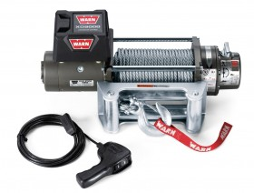WARN XD9000 Winch 12V (28500)