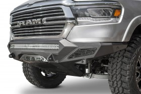 ADD Offroad Stealth Fighter Full Width Front Bumper Ram 1500 New Body Style 19-20