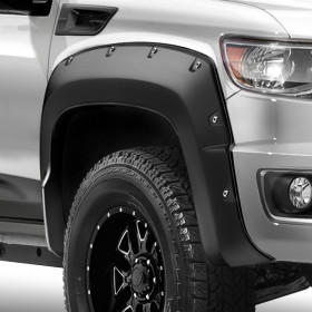 Warn 4X Front and Rear Fender Flares Chevrolet Colorado 2015-2020 6' (102024)