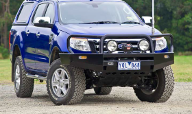 ARB Frontal Commercial Winch Bumper Ford Ranger PX 2011-2015 (arb,3440410)