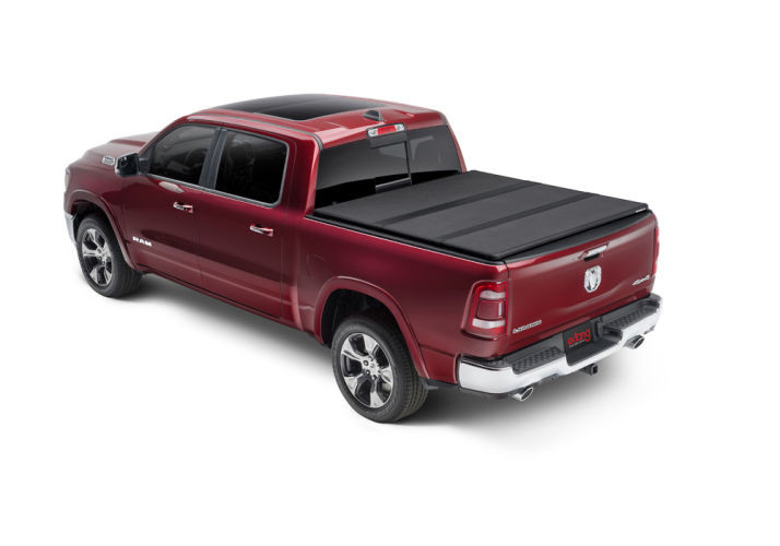 Extang Solid Fold 2.0 83424 Hard Folding Truck Bed Tonneau Cover Dodge Ram 1500 19-21 5'7""