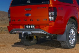 ARB Rear Summit Bumper Ford Ranger 2015+ Sensor Model (arb,3640140)