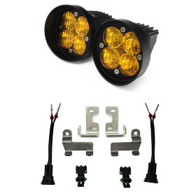 Baja Designs Squadron Sport WC LED Light Kit for Toyota Tacoma/Tundra/4Runner