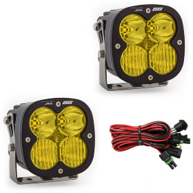 Baja Designs XL80 LED Light Amber Beam Pair