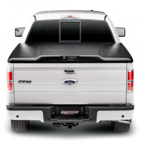 UnderCover Elite One-piece Truck Bed Tonneau Cover Toyota Tacoma 16-21 5'