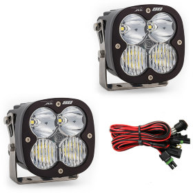 Baja Designs XL80 LED Light White Beam Pair