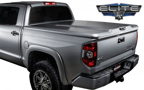 UnderCover Elite LX One-piece Truck Bed Tonneau Cover Toyota Tacoma 16-21 5'