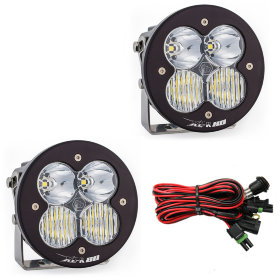 Baja Designs XL-R 80 LED Light White Beam Pair