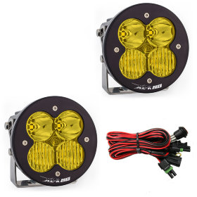 Baja Designs XL-R 80 LED Light Amber Beam Pair