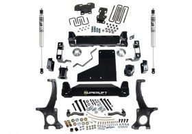 "Superlift K962F Suspension Kit 6"" 07-20 Toyota Tundra 4WD"