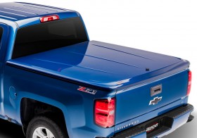 UnderCover LUX One-piece Truck Bed Tonneau Cover Toyota Tacoma 05-15 5'